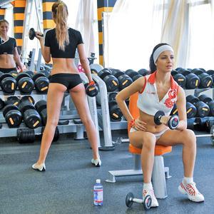 Фитнес-клубы Камбарки
