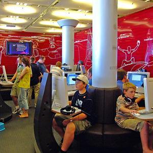 Интернет-кафе Камбарки