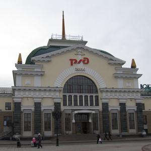 Железнодорожные вокзалы Камбарки